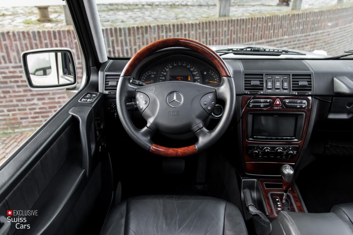 ORshoots - Exclusive Swiss Cars - Mercedes G500 - Met WM (41)