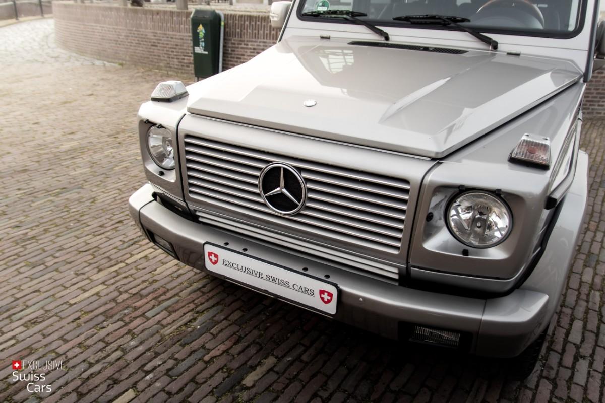 ORshoots - Exclusive Swiss Cars - Mercedes G500 - Met WM (5)