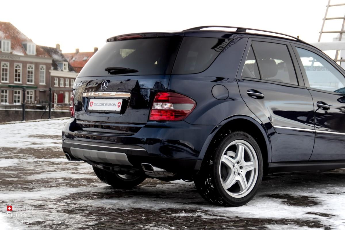 ORshoots - Exclusive Swiss Cars - Mercedes ML500 - Met WM (14)