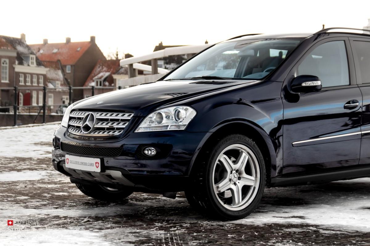 ORshoots - Exclusive Swiss Cars - Mercedes ML500 - Met WM (2)