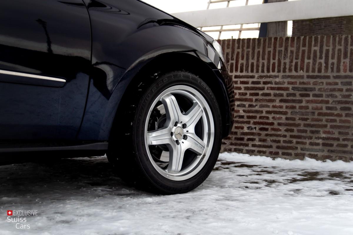 ORshoots - Exclusive Swiss Cars - Mercedes ML500 - Met WM (20)