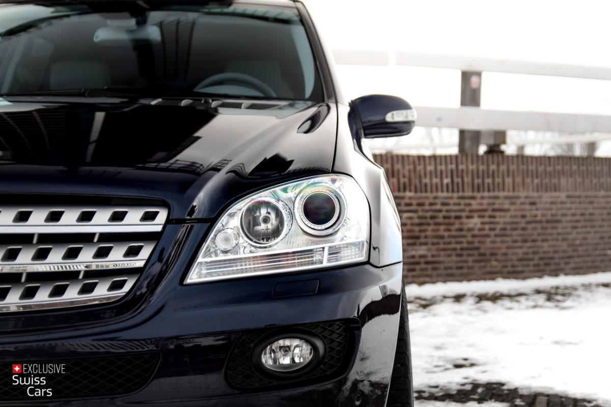 ORshoots - Exclusive Swiss Cars - Mercedes ML500 - Met WM (4)