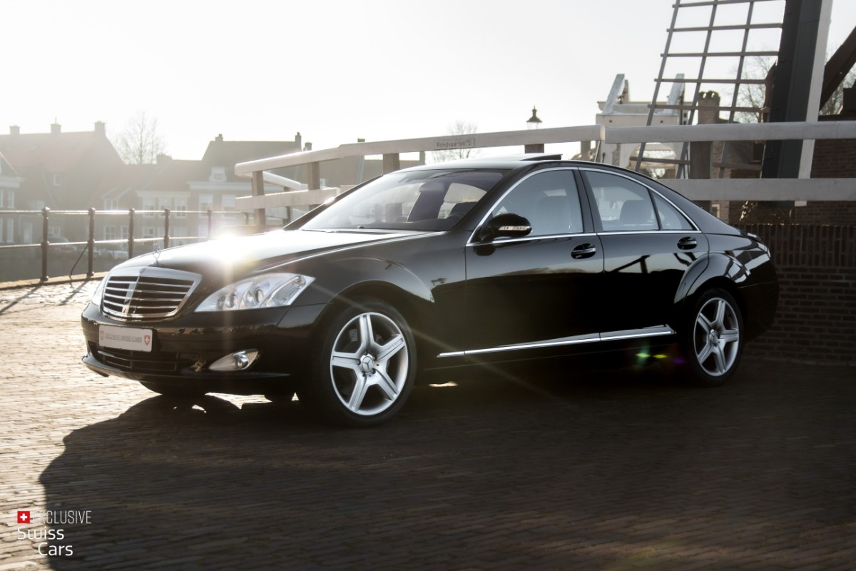 ORshoots - Exclusive Swiss Cars - Mercedes S500 (1)