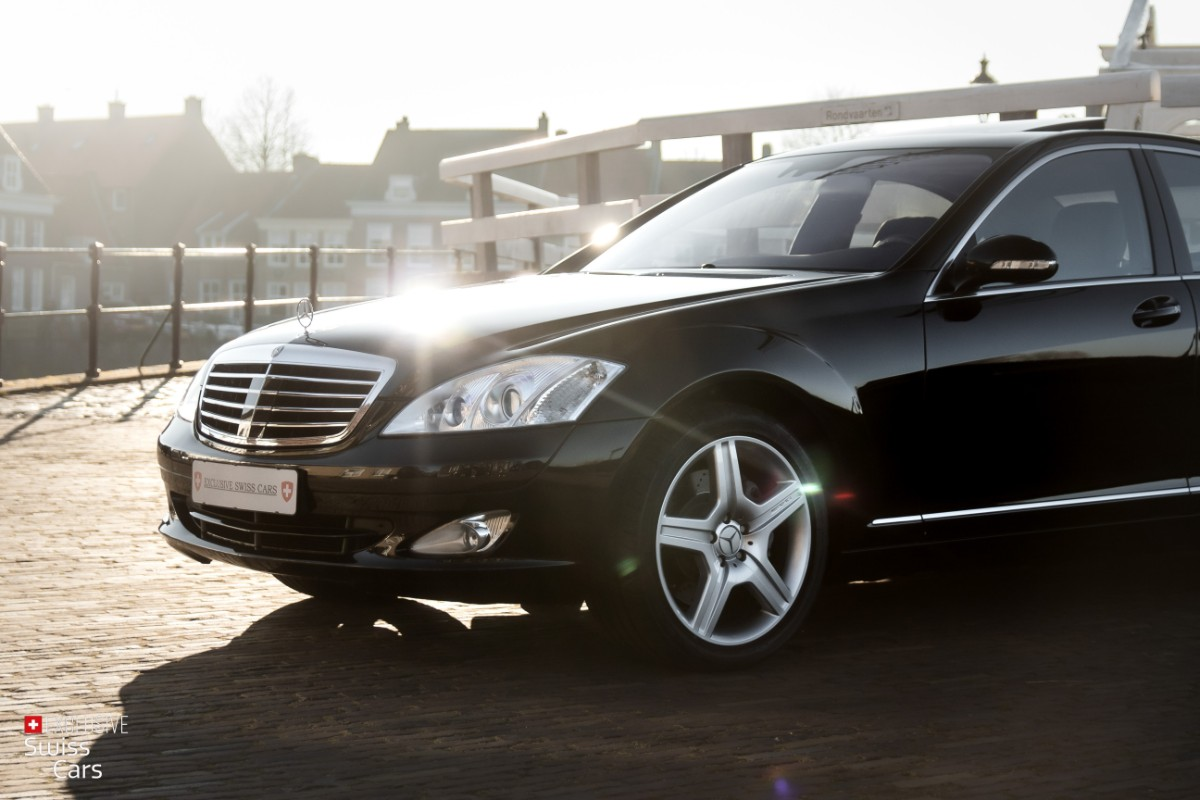 ORshoots - Exclusive Swiss Cars - Mercedes S500 (2)
