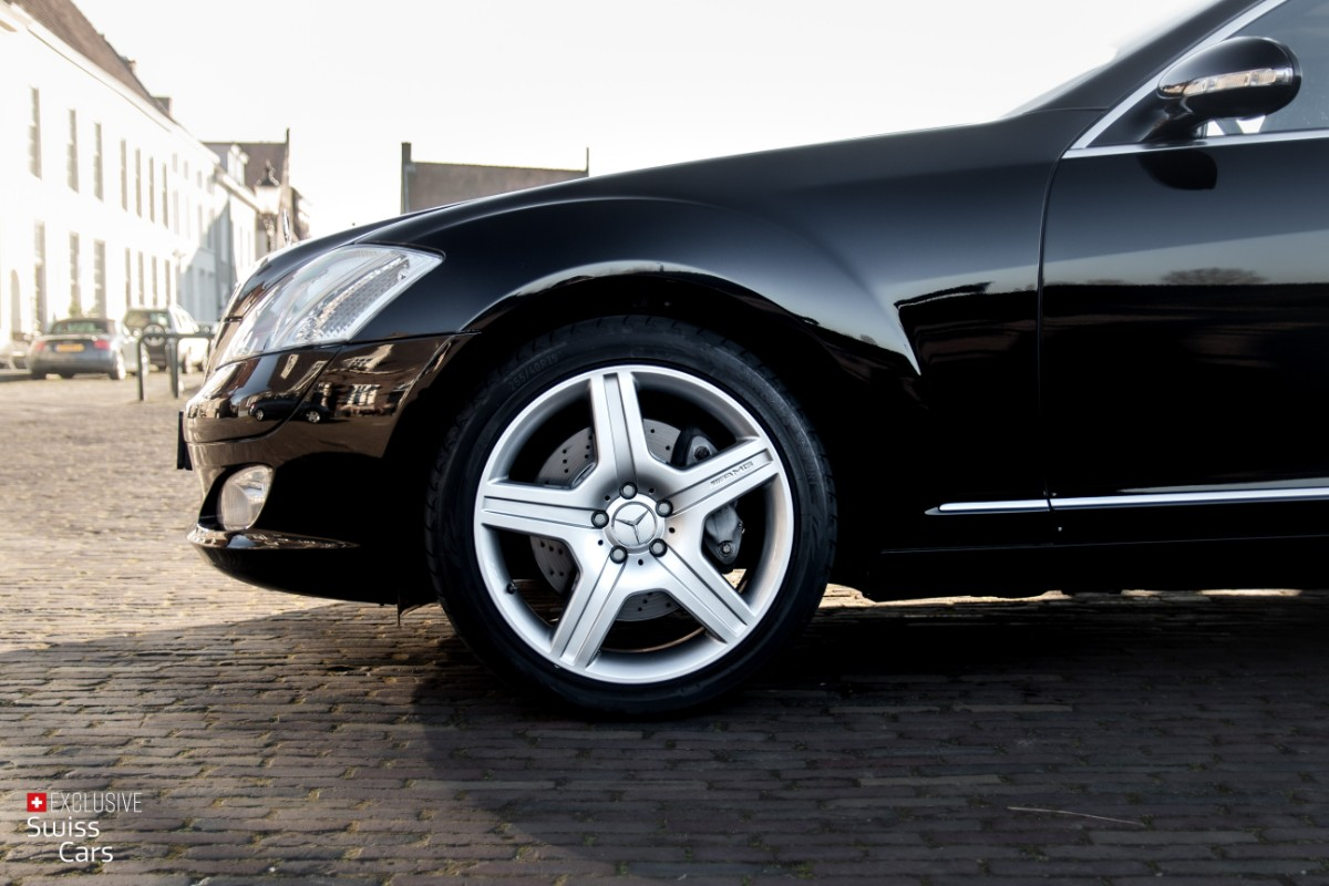 ORshoots - Exclusive Swiss Cars - Mercedes S500 (8)