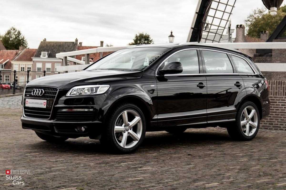 ORshoots - Exclusive Swiss Cars - Audi Q7 - Met WM (1)
