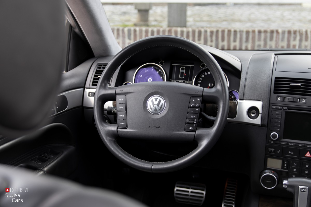 ORshoots - Exclusive Swiss Cars - VW Touareg W12 - Met WM (40)