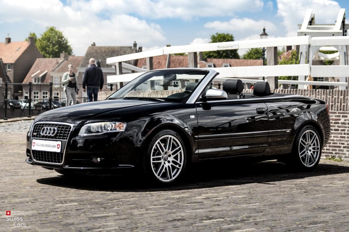 ORshoots - Exclusive Swiss Cars - Audi A4 Cabriolet - Met WM (1)