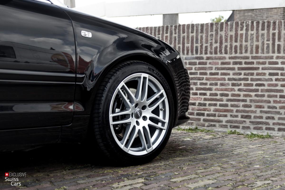 ORshoots - Exclusive Swiss Cars - Audi A4 Cabriolet - Met WM (11)
