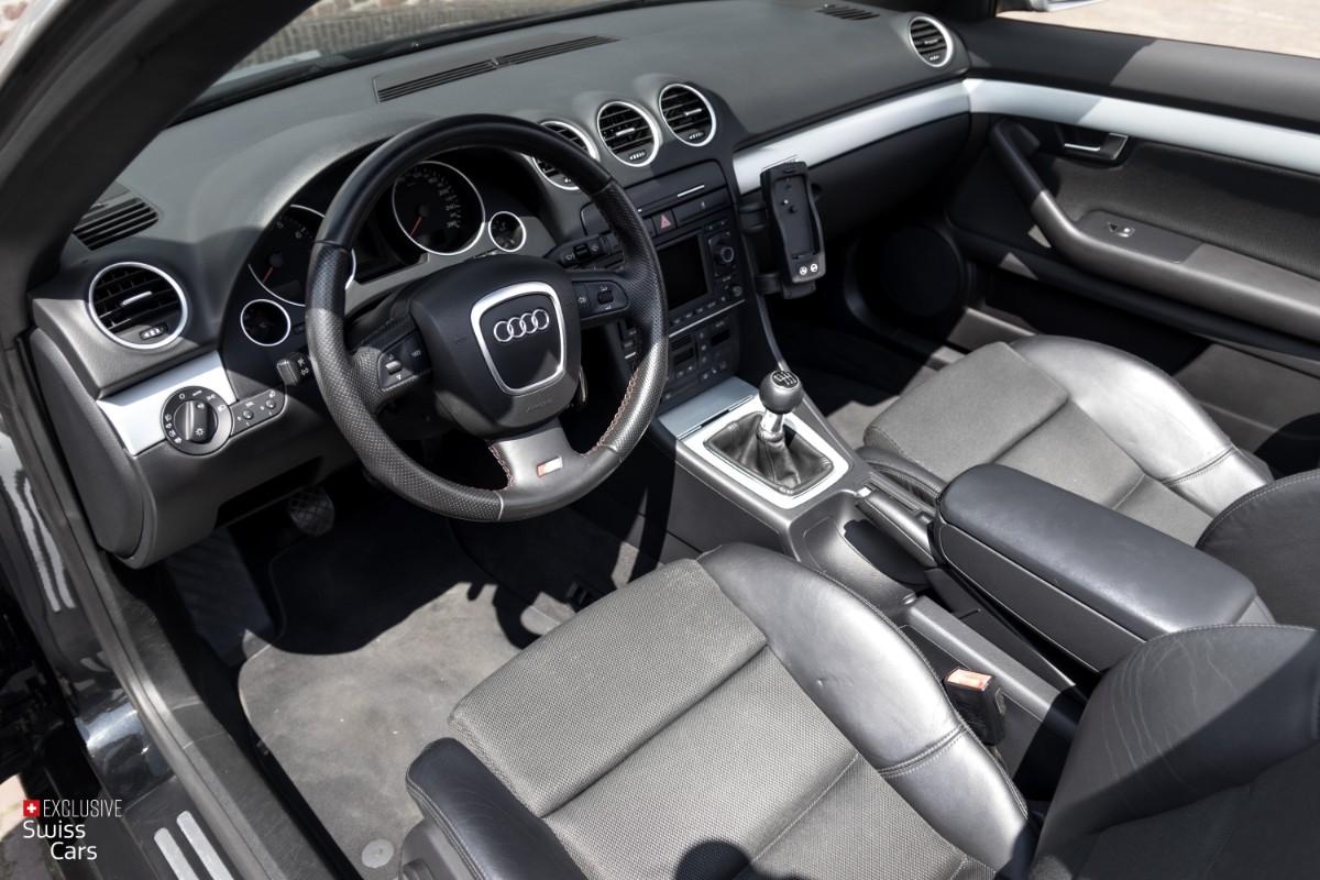 ORshoots - Exclusive Swiss Cars - Audi A4 Cabriolet - Met WM (18)