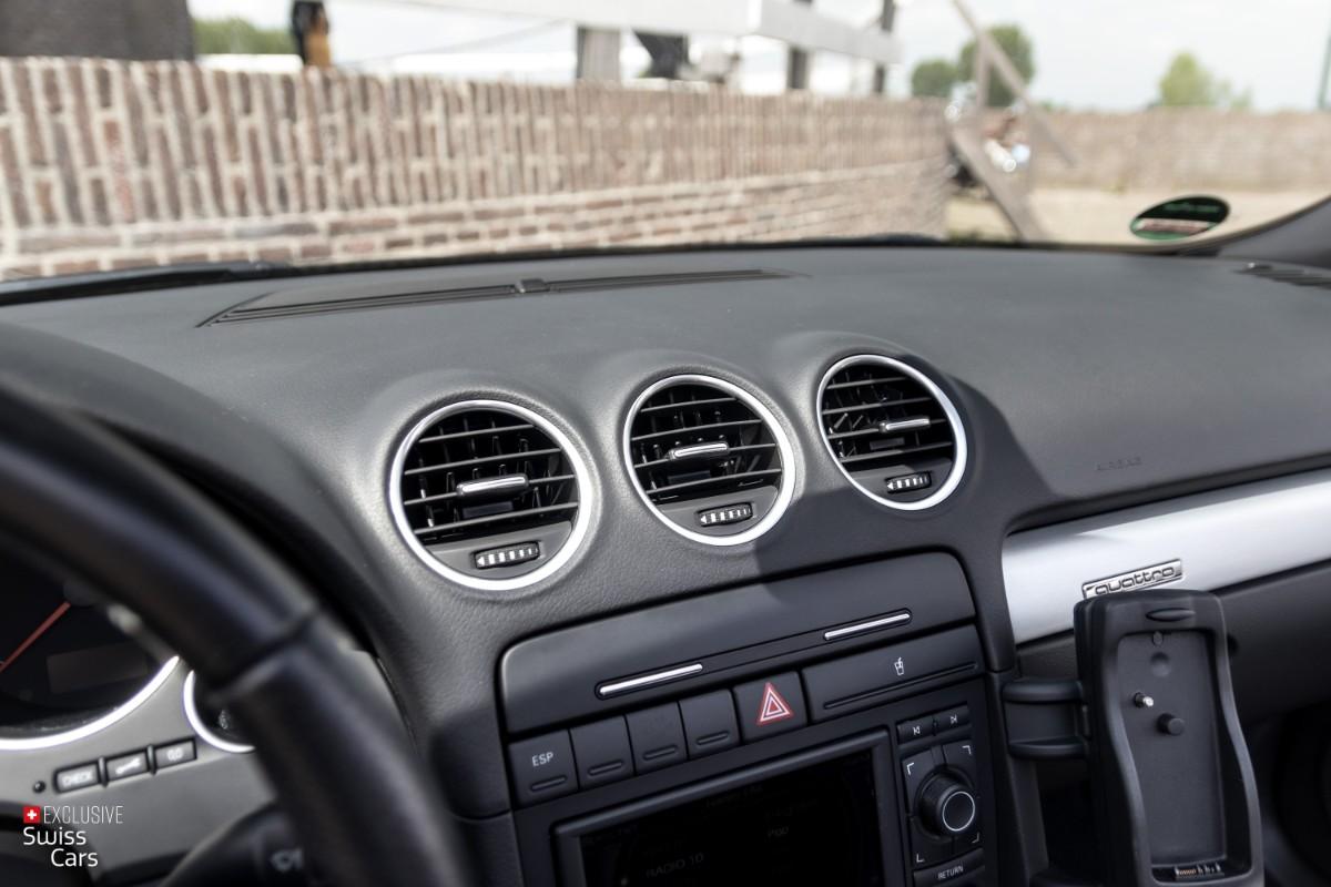 ORshoots - Exclusive Swiss Cars - Audi A4 Cabriolet - Met WM (21)