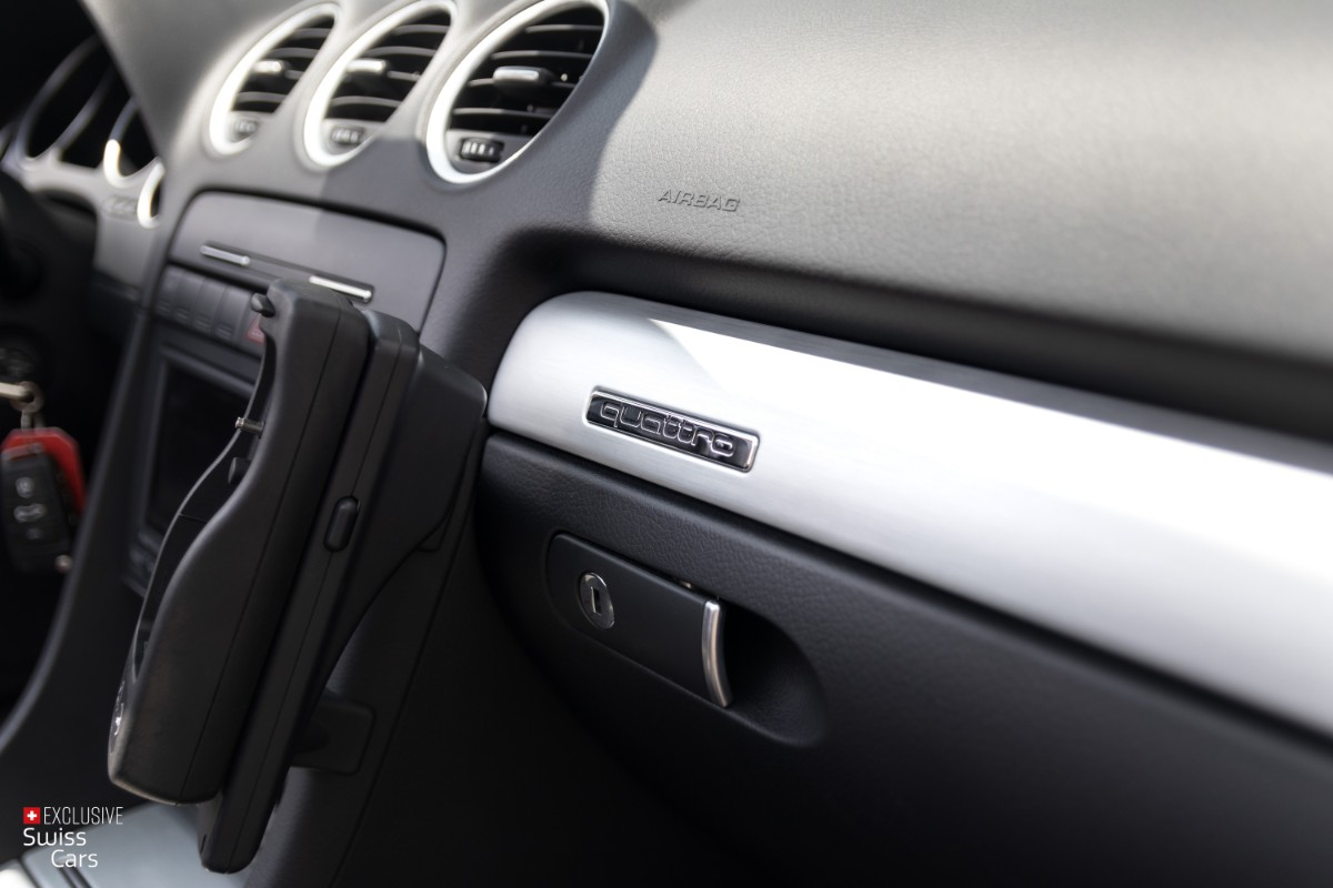 ORshoots - Exclusive Swiss Cars - Audi A4 Cabriolet - Met WM (31)