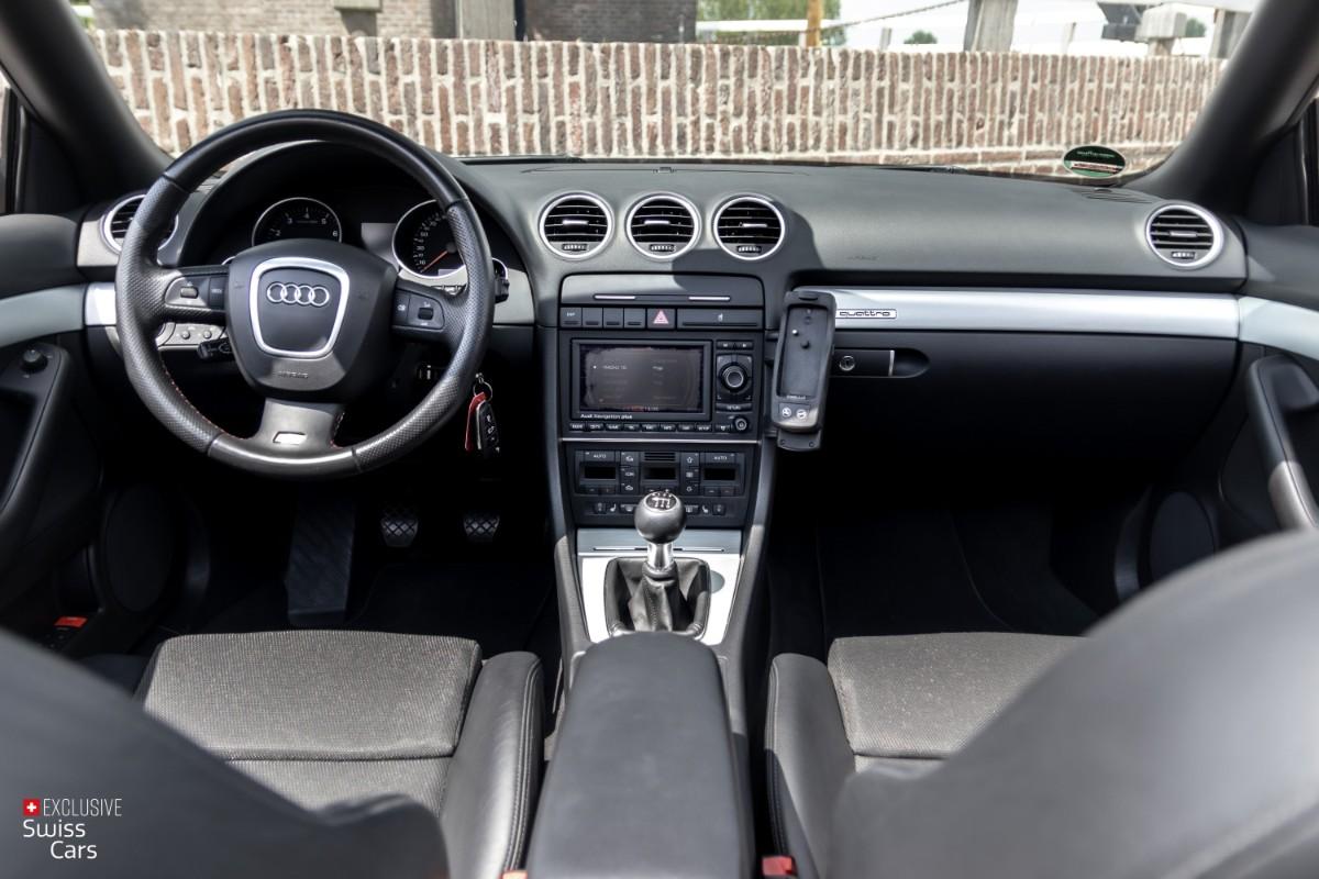 ORshoots - Exclusive Swiss Cars - Audi A4 Cabriolet - Met WM (32)