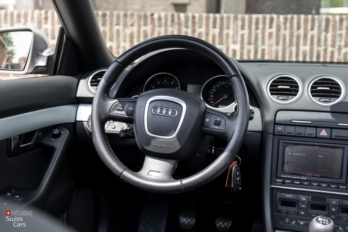 ORshoots - Exclusive Swiss Cars - Audi A4 Cabriolet - Met WM (33)