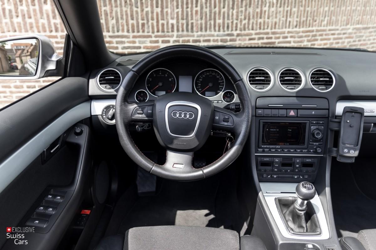 ORshoots - Exclusive Swiss Cars - Audi A4 Cabriolet - Met WM (34)