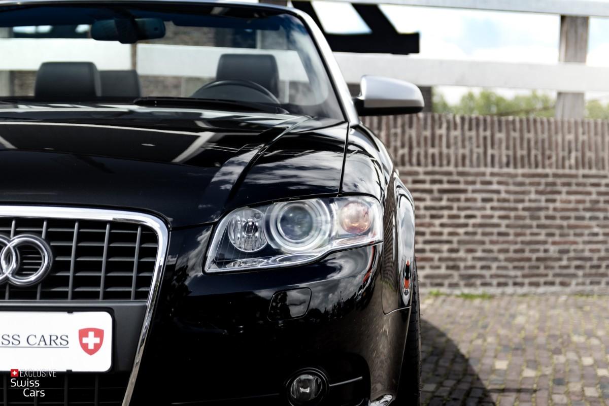 ORshoots - Exclusive Swiss Cars - Audi A4 Cabriolet - Met WM (4)
