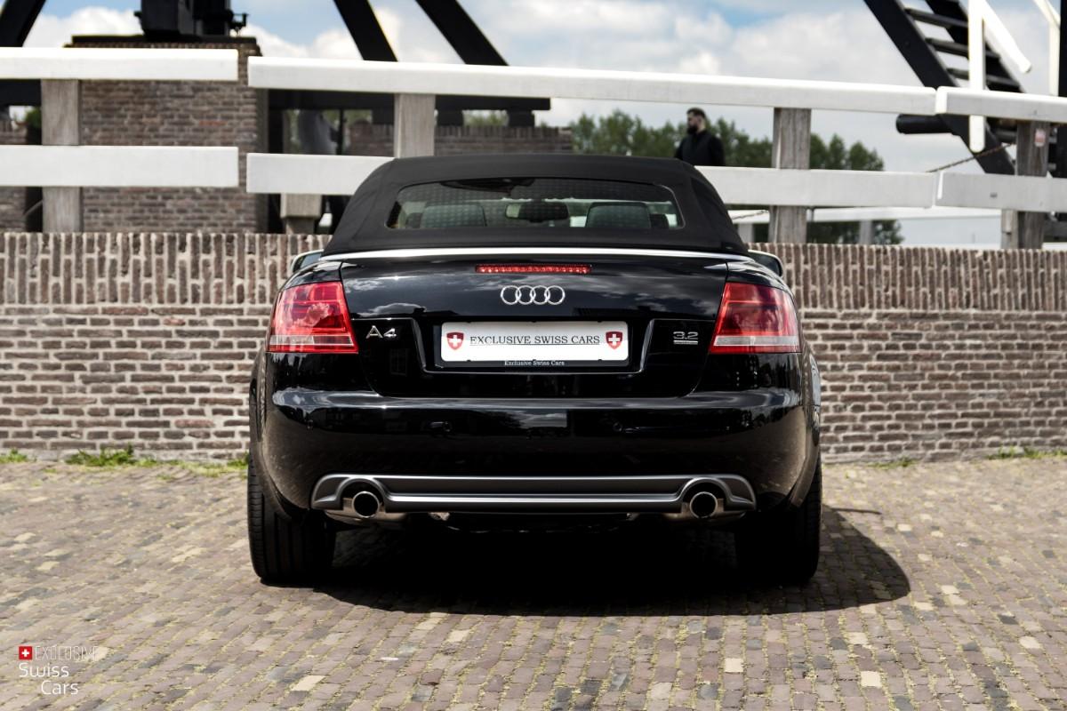 ORshoots - Exclusive Swiss Cars - Audi A4 Cabriolet - Met WM (40)