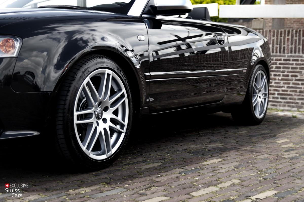 ORshoots - Exclusive Swiss Cars - Audi A4 Cabriolet - Met WM (7)