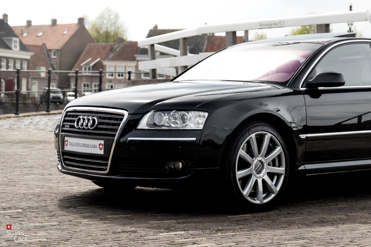 ORshoots - Exclusive Swiss Cars - Audi A8 - Met WM (2)
