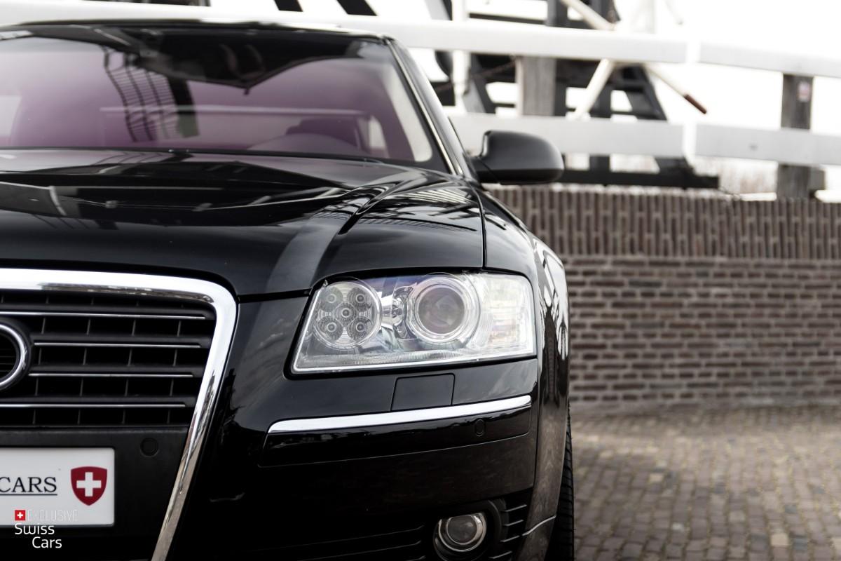 ORshoots - Exclusive Swiss Cars - Audi A8 - Met WM (4)