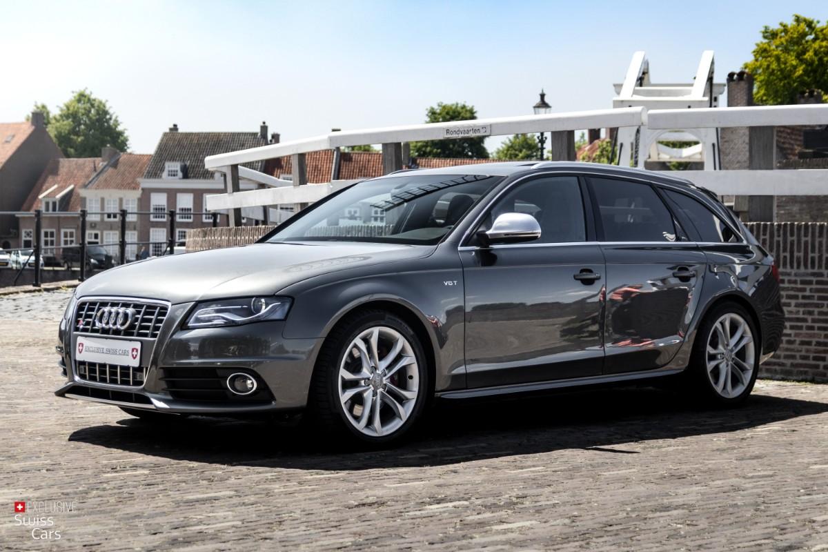 ORshoots - Exclusive Swiss Cars - Audi S4 Avant - Met WM (1)