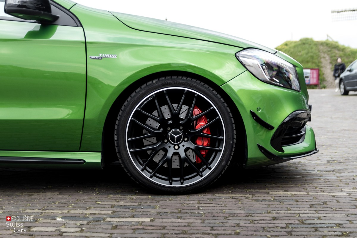 ORshoots - Exclusive Swiss Cars - Mercedes A45 AMG - Met WM (10)