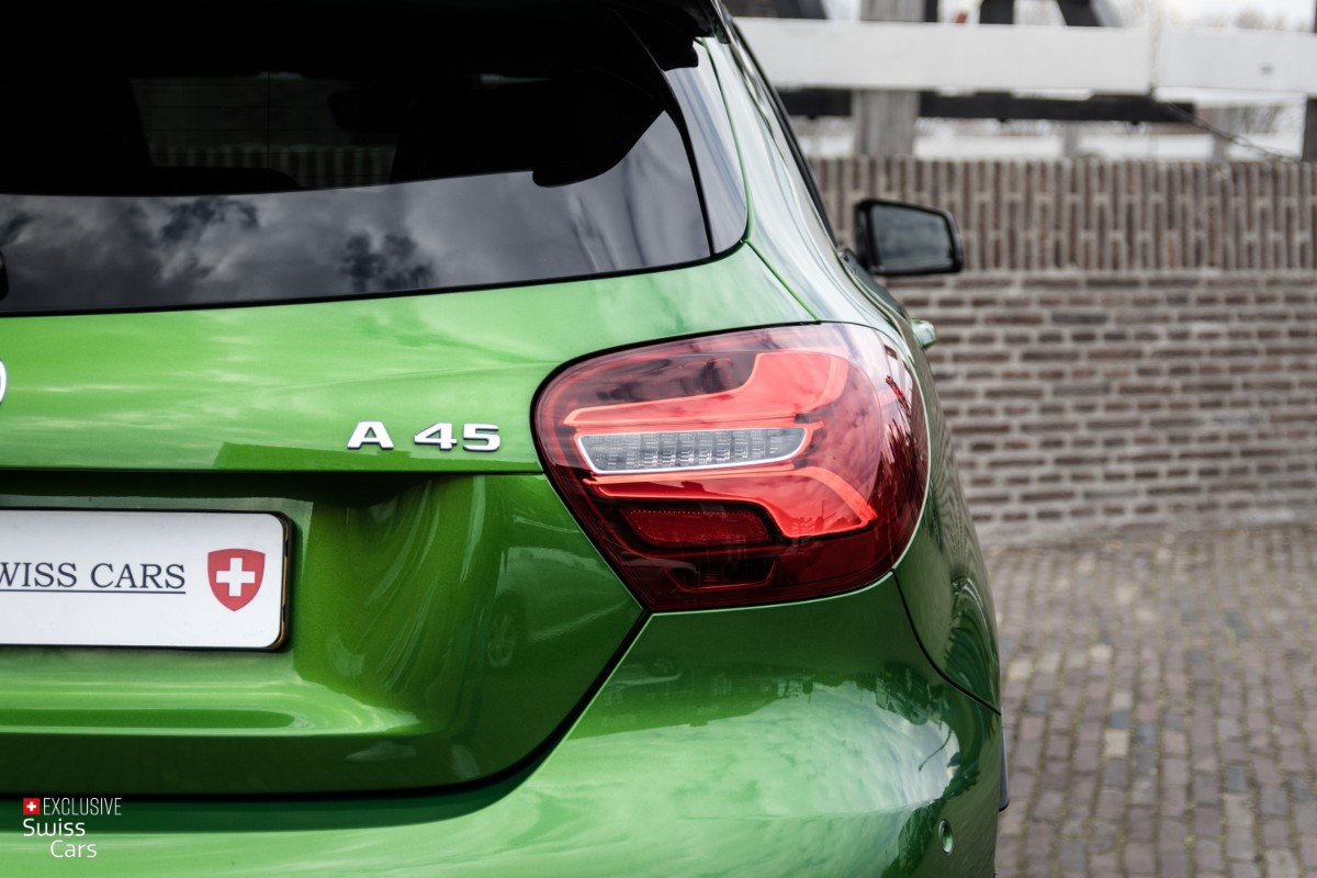 ORshoots - Exclusive Swiss Cars - Mercedes A45 AMG - Met WM (19)