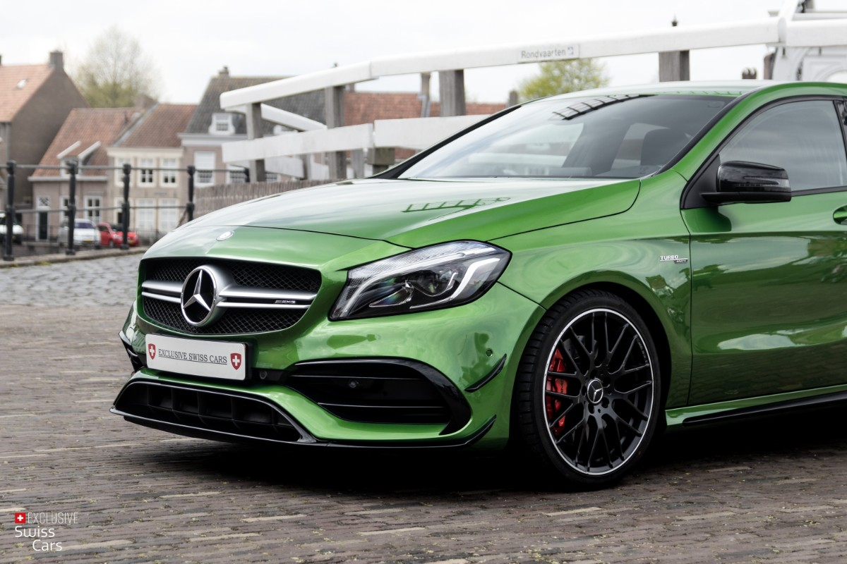ORshoots - Exclusive Swiss Cars - Mercedes A45 AMG - Met WM (2)