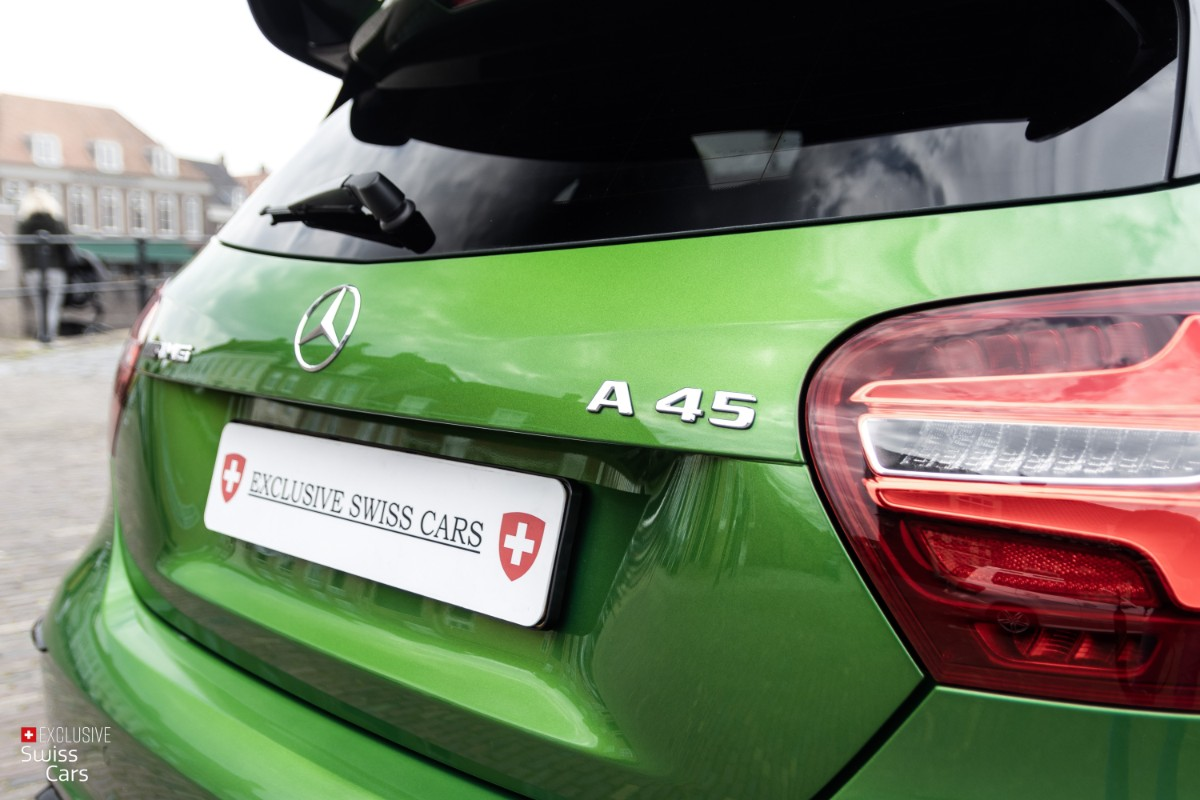 ORshoots - Exclusive Swiss Cars - Mercedes A45 AMG - Met WM (22)