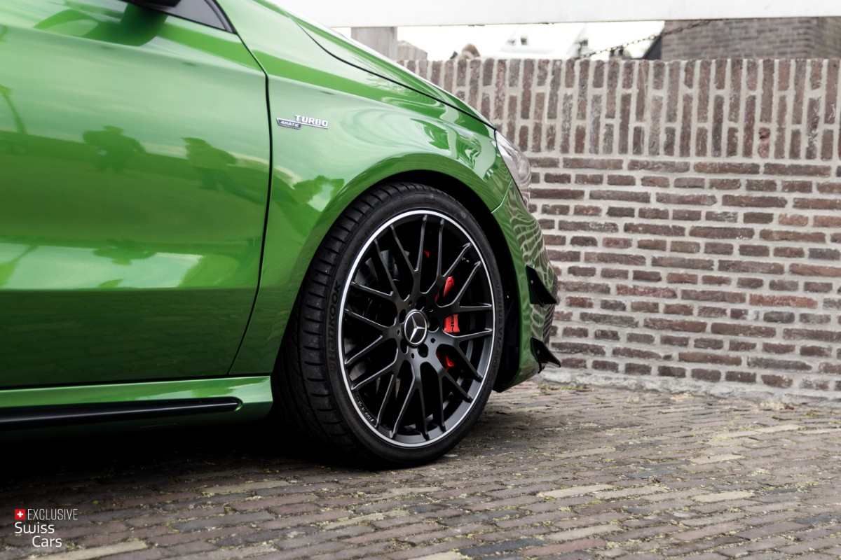 ORshoots - Exclusive Swiss Cars - Mercedes A45 AMG - Met WM (26)