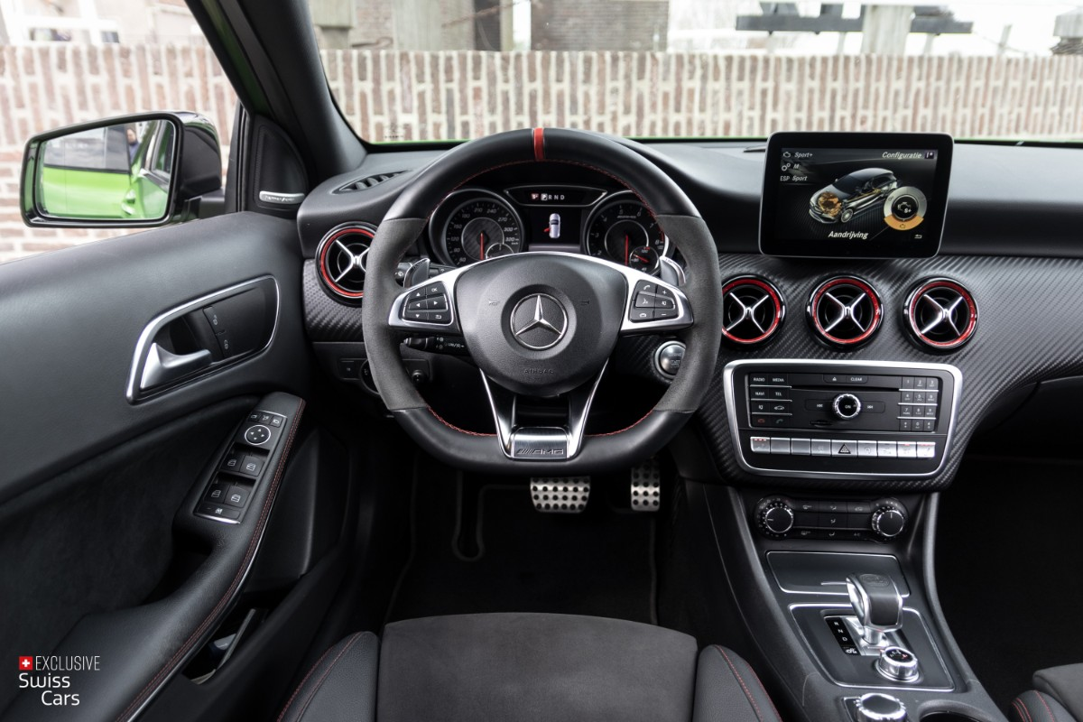 ORshoots - Exclusive Swiss Cars - Mercedes A45 AMG - Met WM (49)