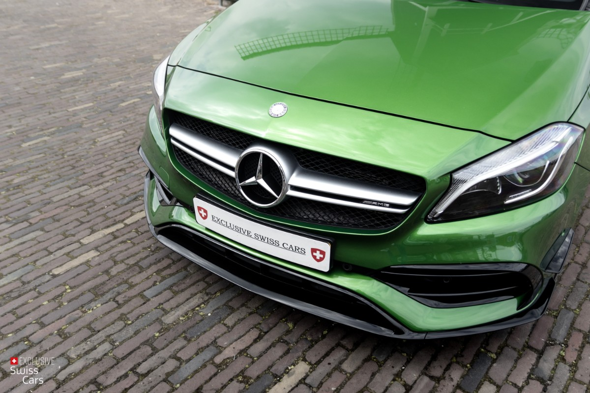 ORshoots - Exclusive Swiss Cars - Mercedes A45 AMG - Met WM (5)