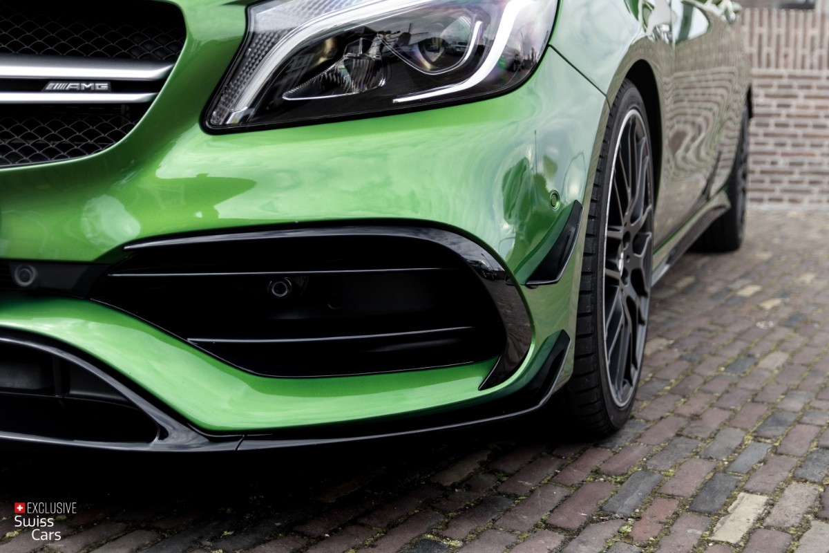 ORshoots - Exclusive Swiss Cars - Mercedes A45 AMG - Met WM (7)