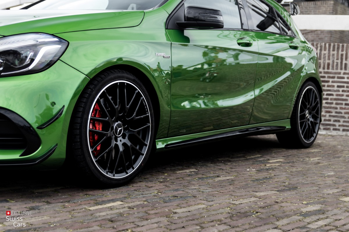 ORshoots - Exclusive Swiss Cars - Mercedes A45 AMG - Met WM (9)