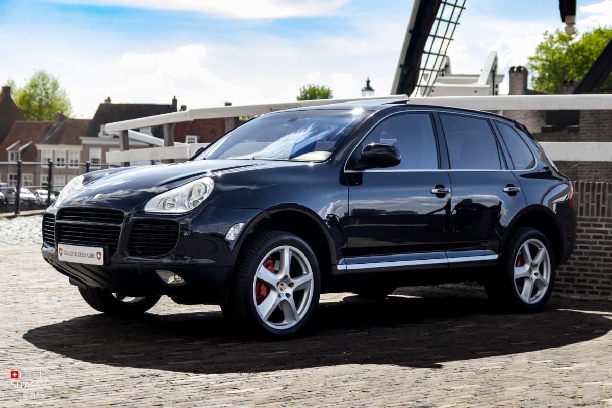 ORshoots - Exclusive Swiss Cars - Porsche Cayenne Turbo - Met WM (1)