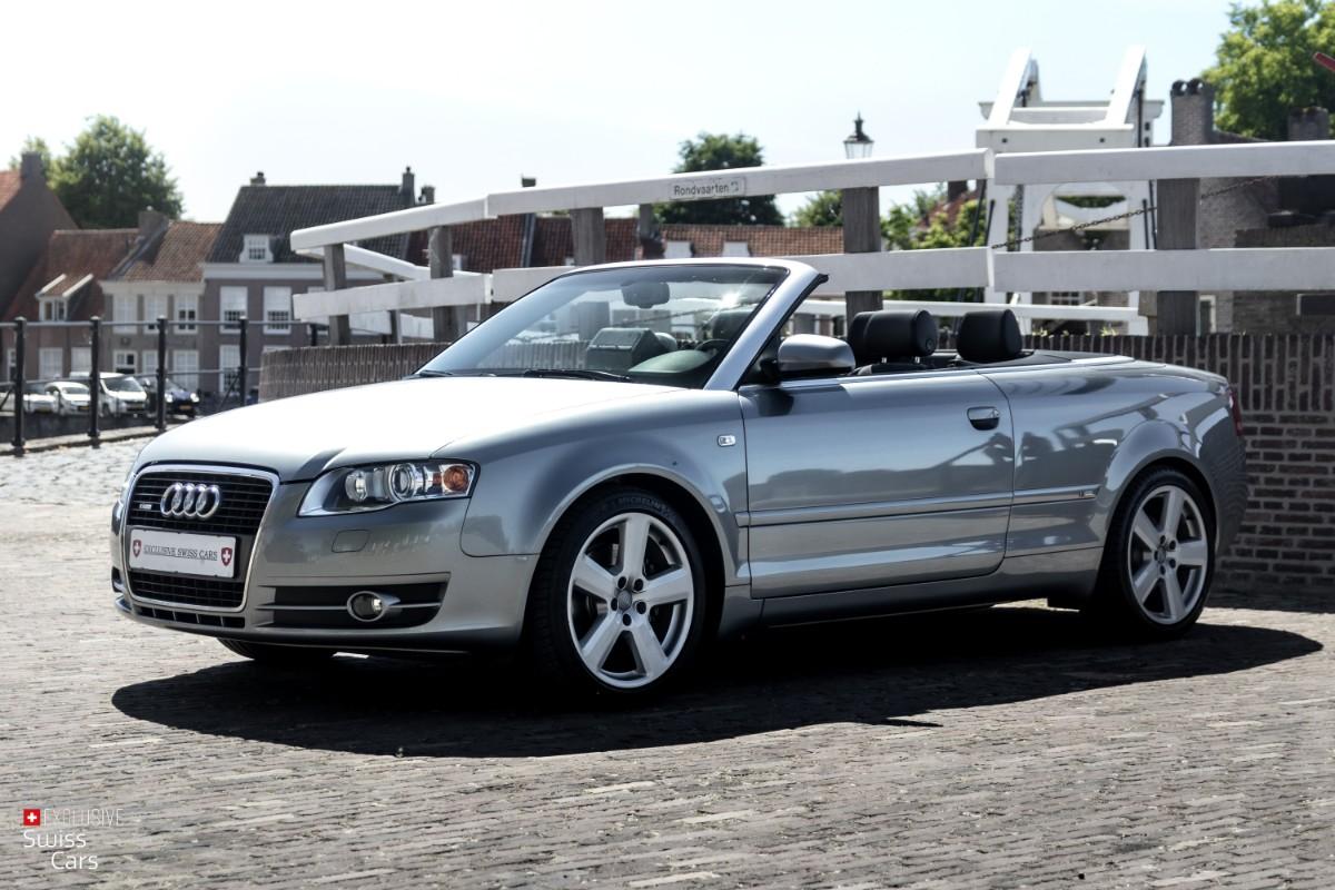 ORshoots - Exclusive Swiss Cars - Audi A4 Cabrio - Met WM (1)