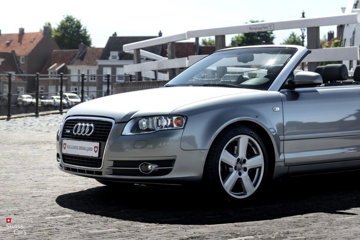 ORshoots - Exclusive Swiss Cars - Audi A4 Cabrio - Met WM (2)
