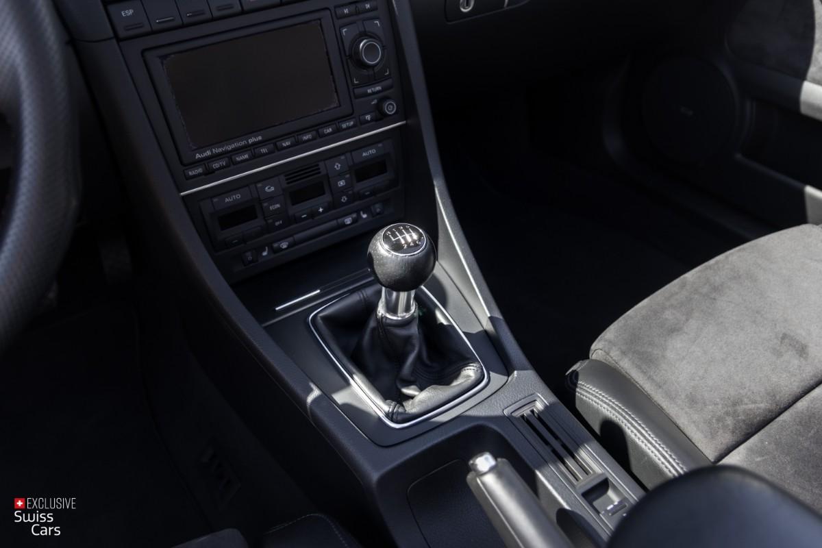 ORshoots - Exclusive Swiss Cars - Audi A4 Cabrio - Met WM (24)
