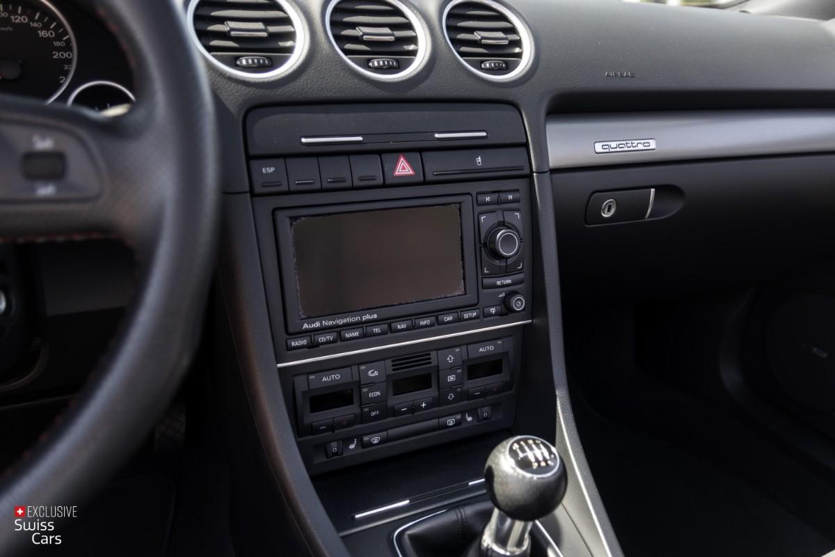 ORshoots - Exclusive Swiss Cars - Audi A4 Cabrio - Met WM (25)