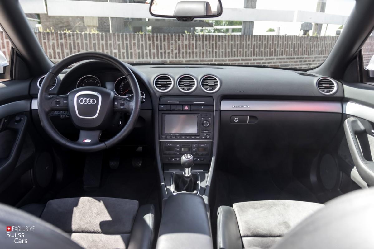 ORshoots - Exclusive Swiss Cars - Audi A4 Cabrio - Met WM (32)