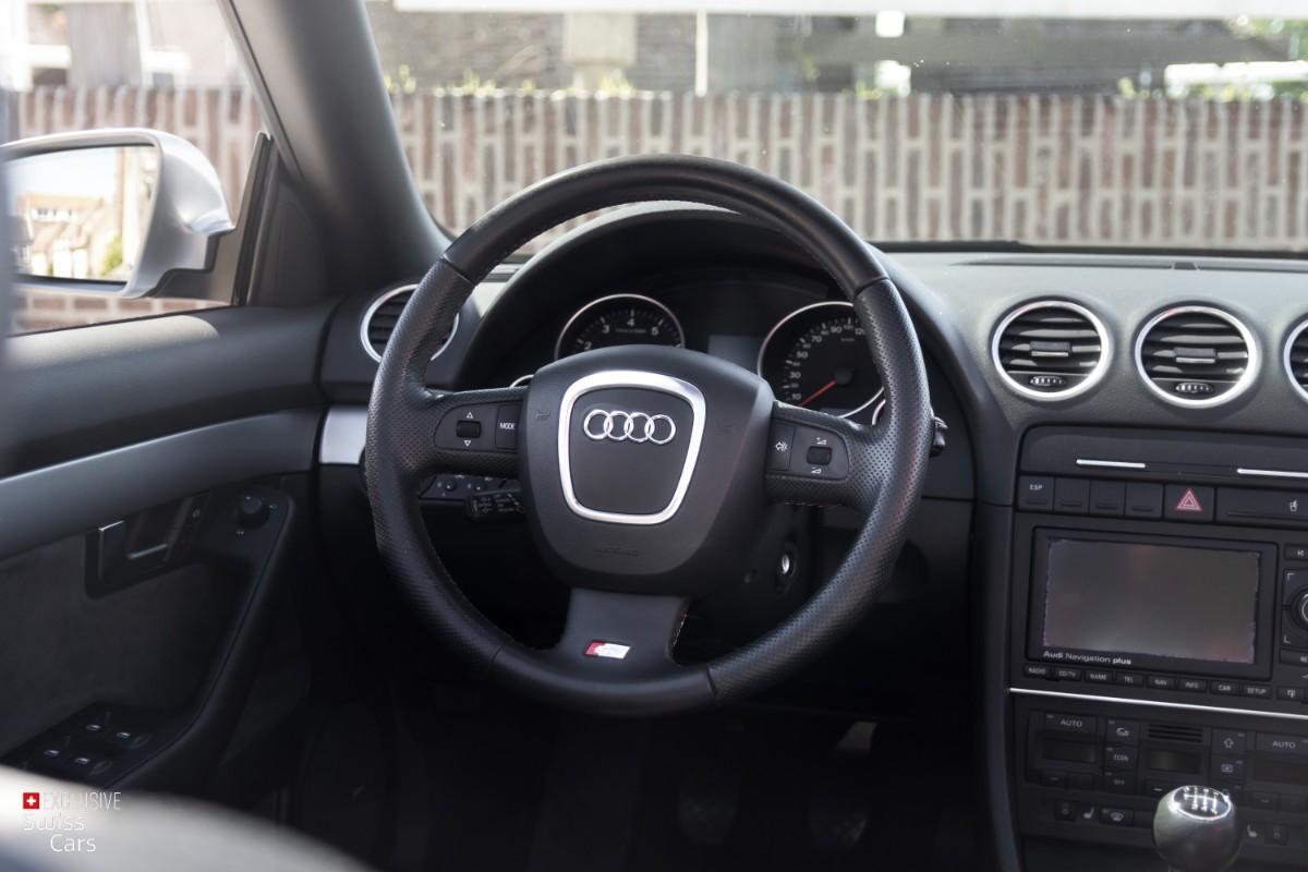 ORshoots - Exclusive Swiss Cars - Audi A4 Cabrio - Met WM (33)