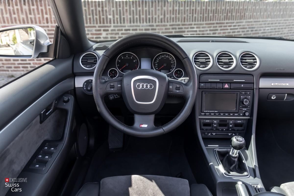 ORshoots - Exclusive Swiss Cars - Audi A4 Cabrio - Met WM (34)