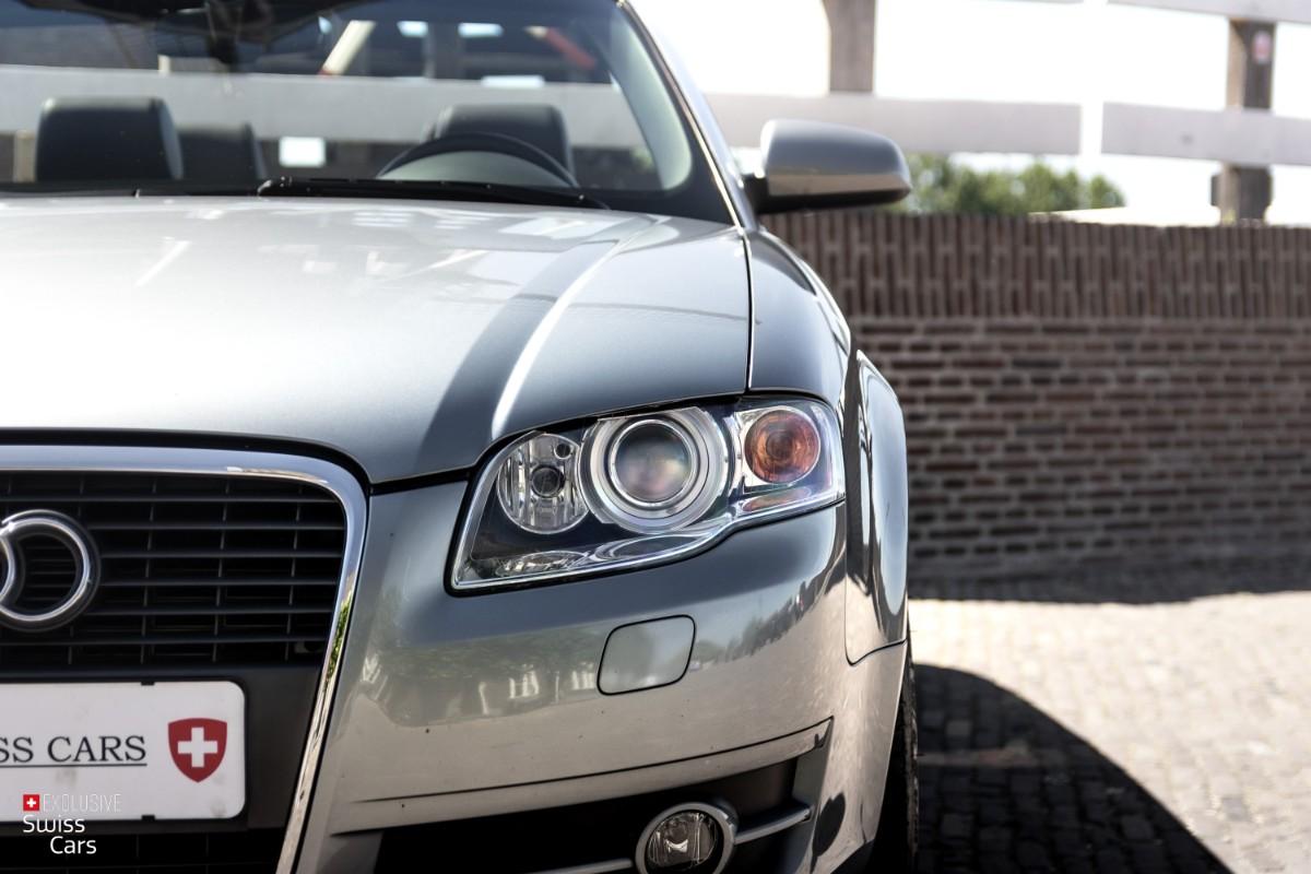 ORshoots - Exclusive Swiss Cars - Audi A4 Cabrio - Met WM (4)