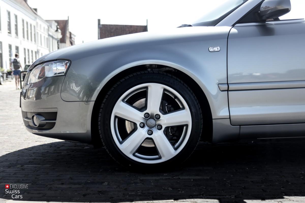 ORshoots - Exclusive Swiss Cars - Audi A4 Cabrio - Met WM (8)