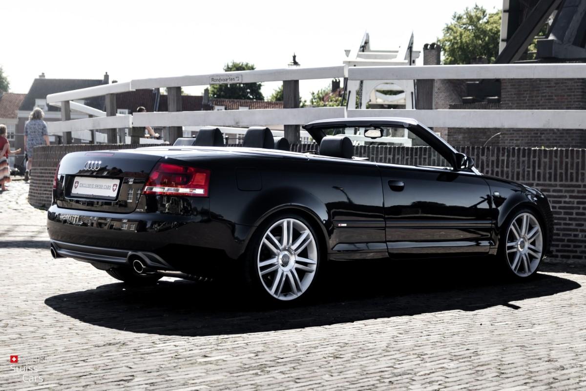 ORshoots - Exclusive Swiss Cars - Audi A4 Cabriolet - Met WM (13)