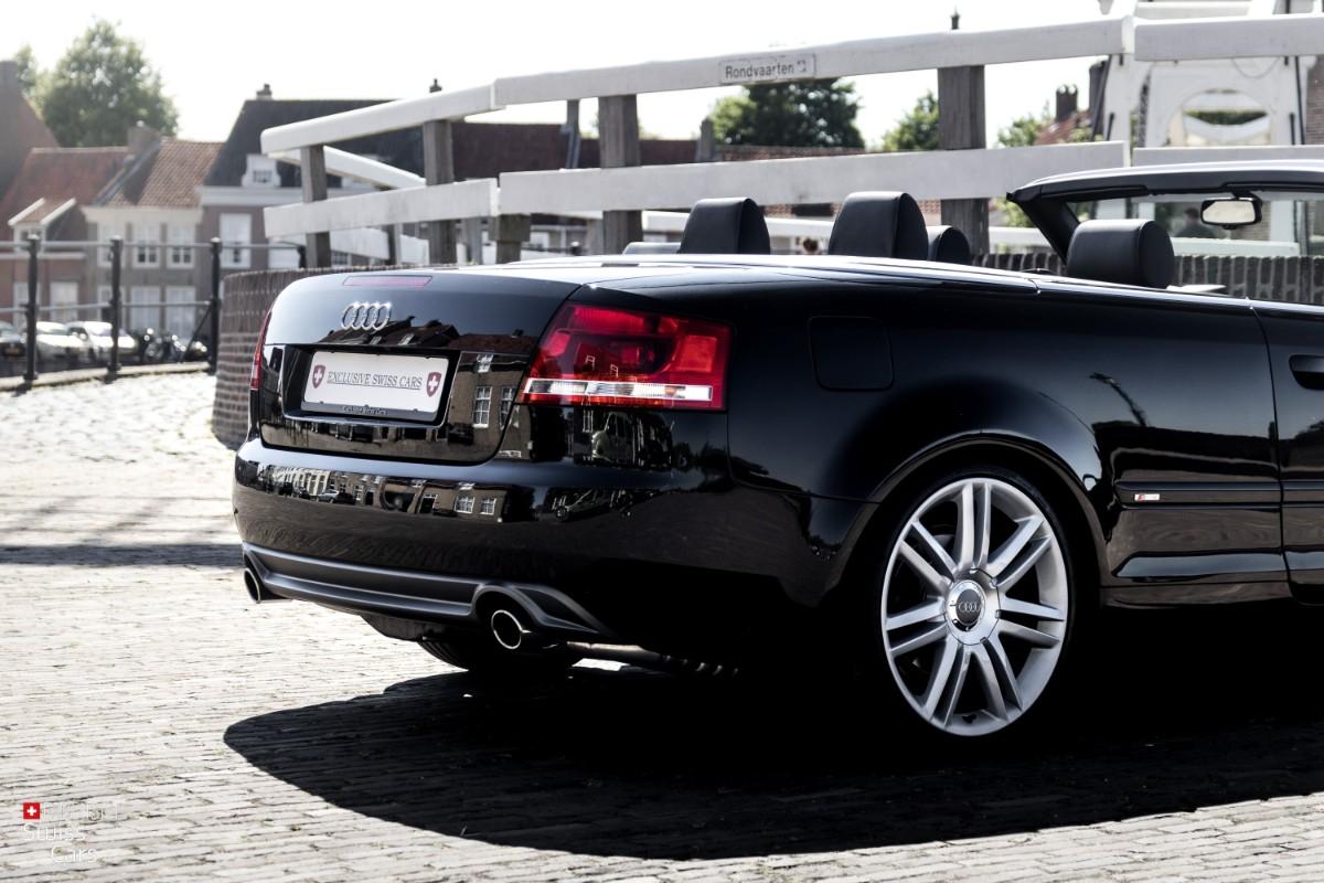 ORshoots - Exclusive Swiss Cars - Audi A4 Cabriolet - Met WM (14)