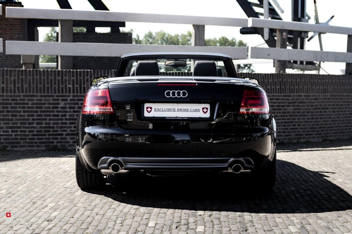 ORshoots - Exclusive Swiss Cars - Audi A4 Cabriolet - Met WM (15)