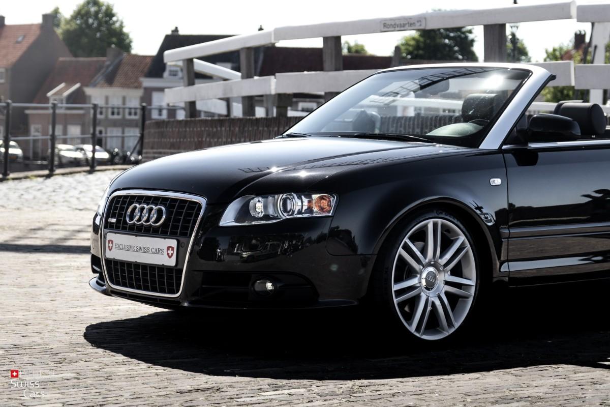 ORshoots - Exclusive Swiss Cars - Audi A4 Cabriolet - Met WM (2)
