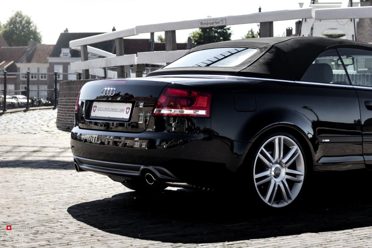 ORshoots - Exclusive Swiss Cars - Audi A4 Cabriolet - Met WM (20)
