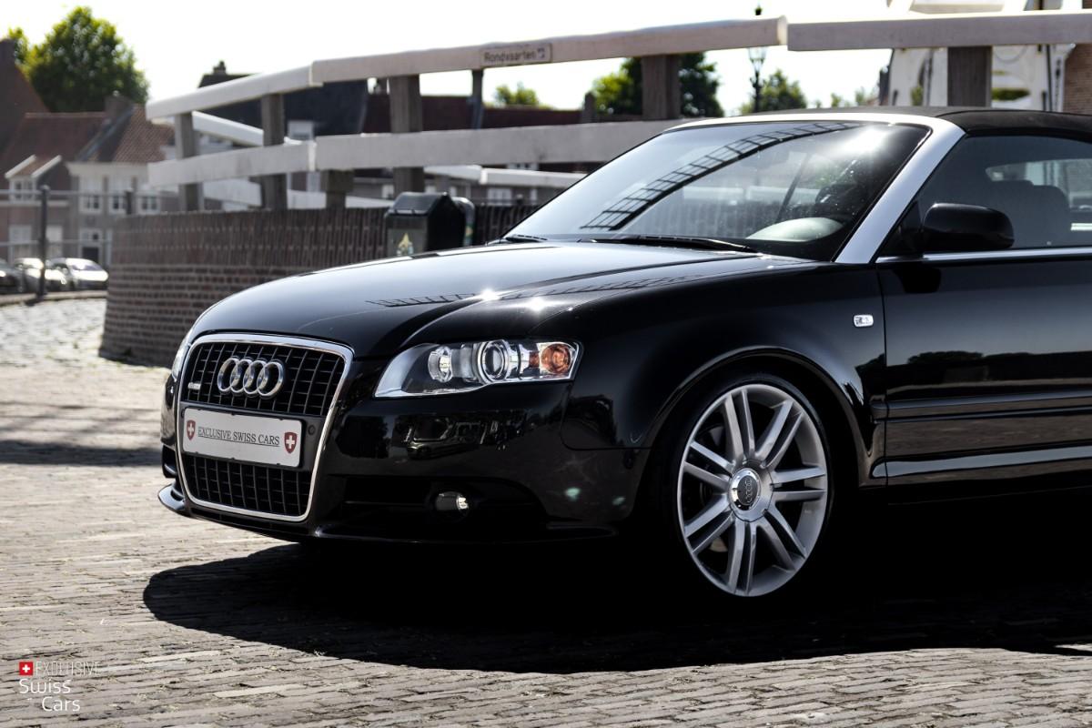 ORshoots - Exclusive Swiss Cars - Audi A4 Cabriolet - Met WM (23)